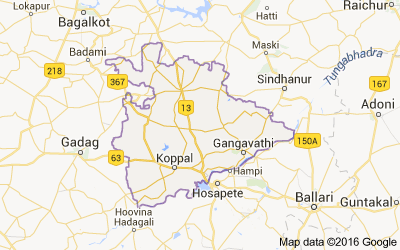 Koppal district, Karnataka