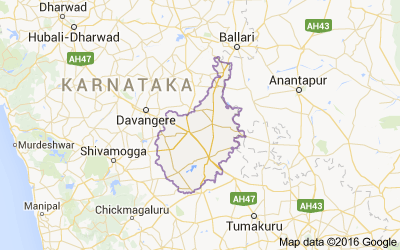 Chitradurga district, Karnataka