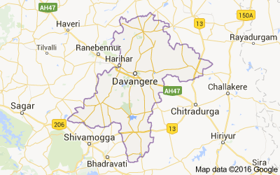 Davanagere district, Karnataka