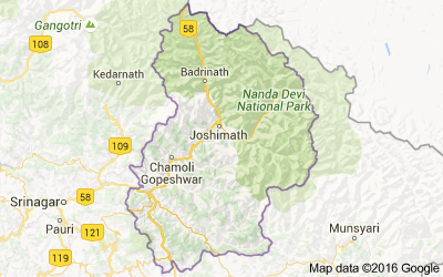 Chamoli district, Uttarakhand