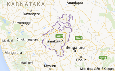 Tumkur district, Karnataka