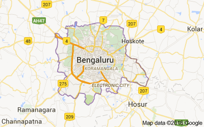 Bangalore district, Karnataka