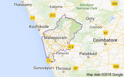 Malappuram district, Kerala