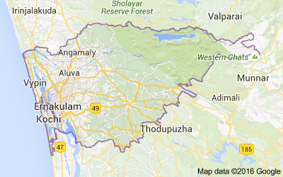 Ernakulam district, Kerala