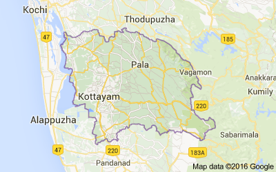 Kottayam district, Kerala