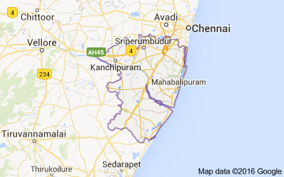 Kancheepuram district, Tamil Nadu