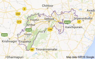 Vellore district, Tamil Nadu