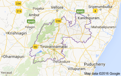 Tiruvannamalai district, Tamil Nadu