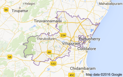 Viluppuram district, Tamil Nadu