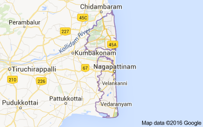 Nagapattinam district, Tamil Nadu