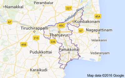 Thanjavur district, Tamil Nadu