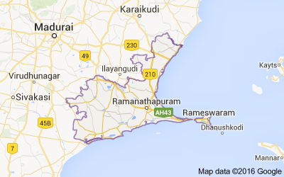 Ramanathapuram district, Tamil Nadu