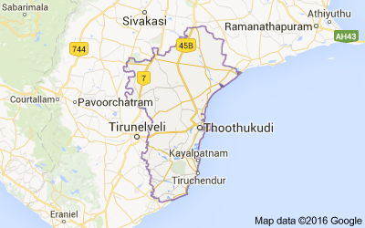 Thoothukkudi district, Tamil Nadu