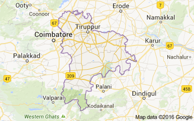 Tiruppur district, Tamil Nadu