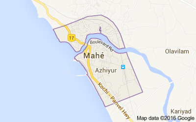 Mahe district, Puducherry