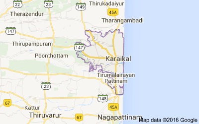 Karaikal district, Puducherry