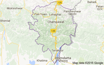 Champawat district, Uttarakhand