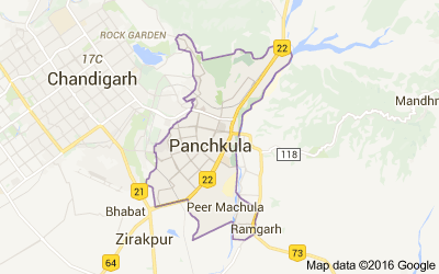 Panchkula district, Hariyana