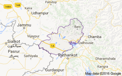 Kathua district, Jammu and Kashmir
