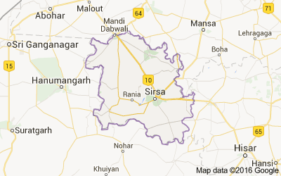 Sirsa district, Hariyana