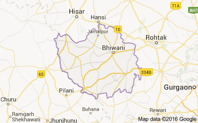 Bhiwani district, Hariyana