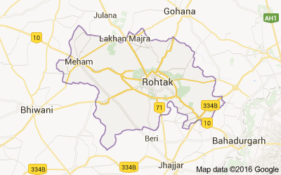 Rohtak district, Hariyana