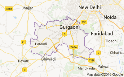 Gurgaon district, Hariyana