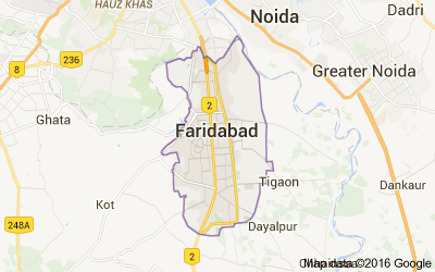 Faridabad district, Hariyana