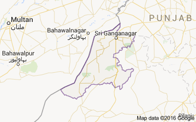 Ganganagar district, Rajasthan